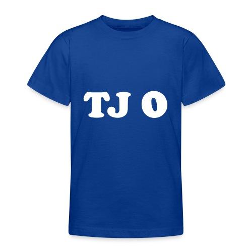 TJ 0 - Nuorten t-paita