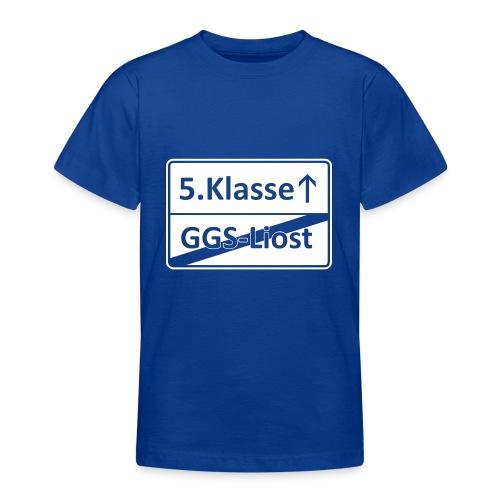 GGSLi Ost Abschieds Tshirt - Teenager T-Shirt