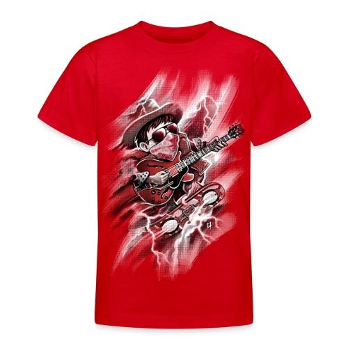 Time Rider - Teenage T-Shirt