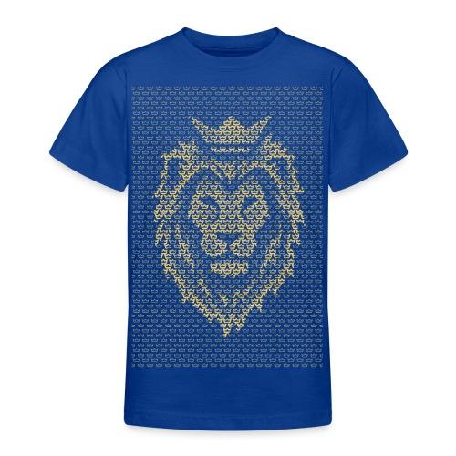 Lion Crown - Teenage T-Shirt