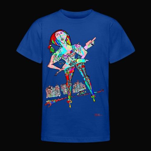 Wormstreet - Teenager T-Shirt