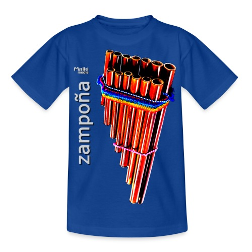 Zampoña - T-shirt Ado
