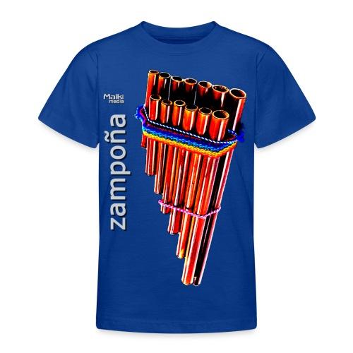 Zampoña - Teenager T-Shirt