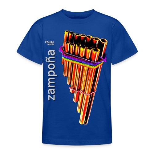 Zampoña Clara - Teenager T-Shirt