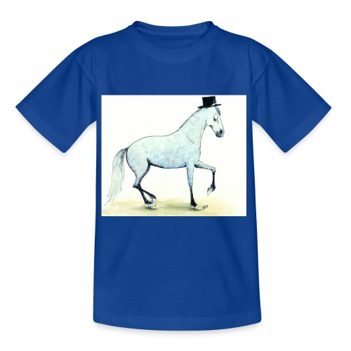 dressur cmyk - Teenager T-Shirt