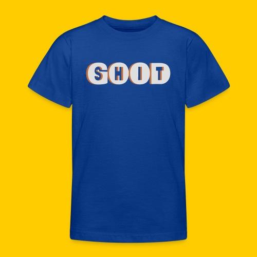 GoodShit - T-shirt tonåring