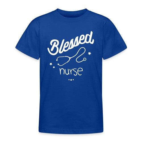 Blessed nurse - T-shirt Ado