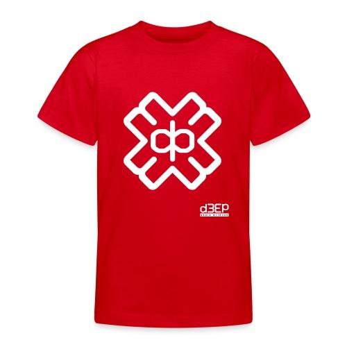 July D3EP Blue Tee - Teenage T-Shirt