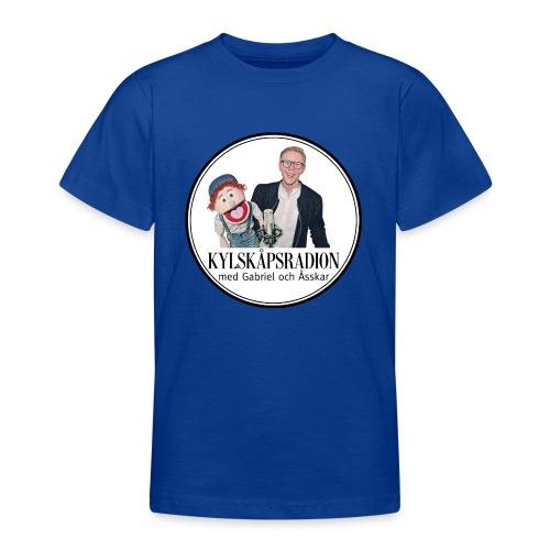 Kylskåpsradions logga - T-shirt tonåring