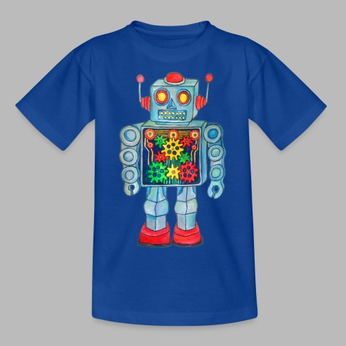 ROBOT - Teenage T-Shirt