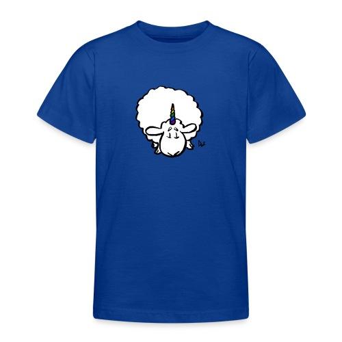 Ewenicorn - es ist ein Regenbogen-Einhornschaf! - Teenager T-Shirt