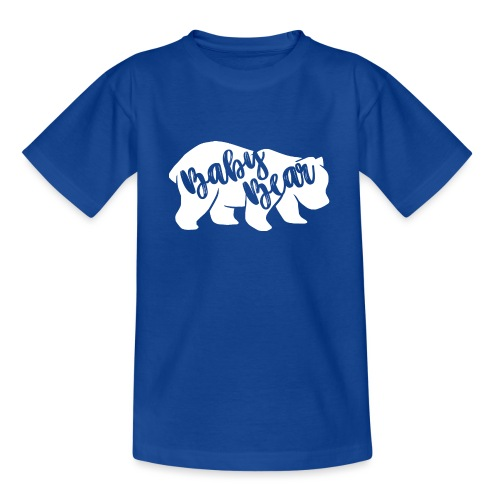 Baby Bear - für Eltern-Baby-Partnerlook - Teenager T-Shirt