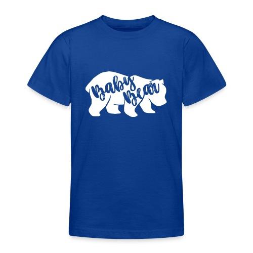 Baby Bear - für Eltern-Baby-Partnerlook - Teenager T-Shirt