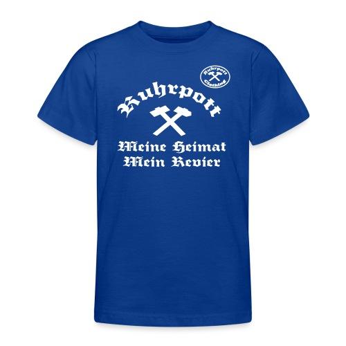 Ruhrpott Meine Heimat Mein Revier rpc - Teenager T-Shirt
