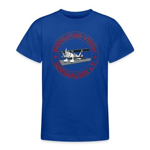 Modellflug-Verein Seershausen e.V. - Teenager T-Shirt