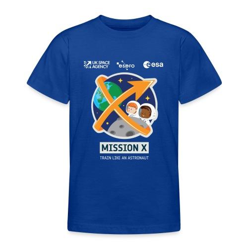 Mission X - Teenage T-Shirt