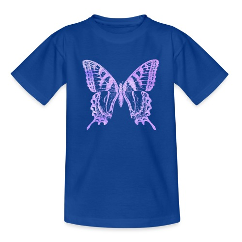 Watercolor Butterfly - T-shirt Ado