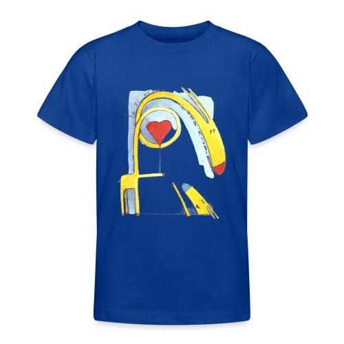 Giraffa innamorata - Maglietta per ragazzi