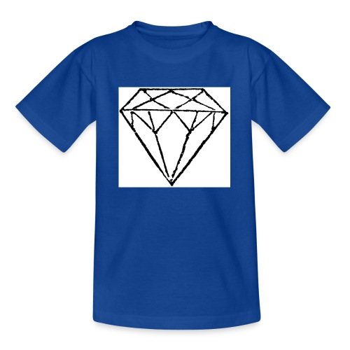 Diamond - T-shirt tonåring