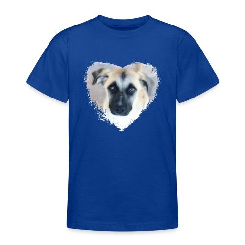 Ciqala - Ein Herz für Streuner - Teenager T-Shirt