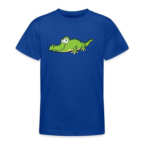 Krokodil - Teenager T-shirt