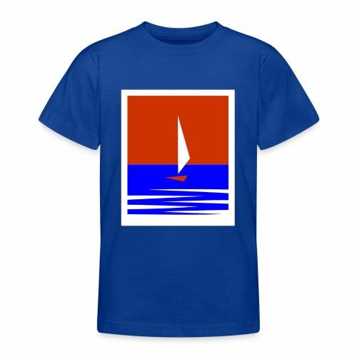 Segeln - Teenager T-Shirt