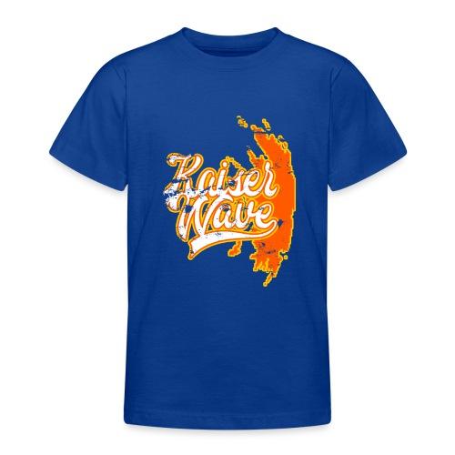 Kaiser Wave - T-shirt Ado