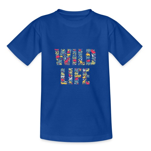 Wild Life - Teenager T-Shirt