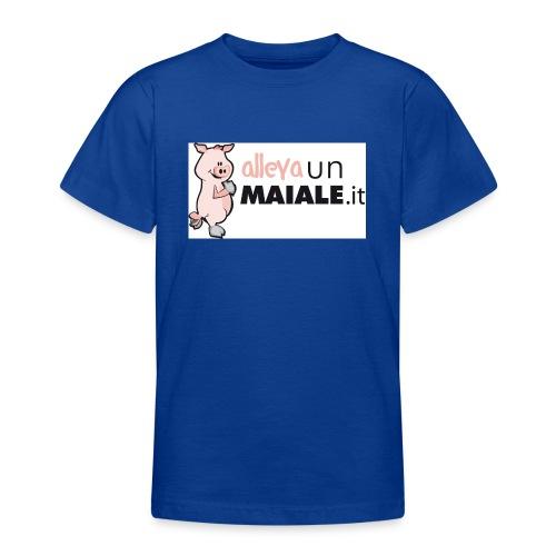 Allevaunmiale.it - Maglietta per ragazzi