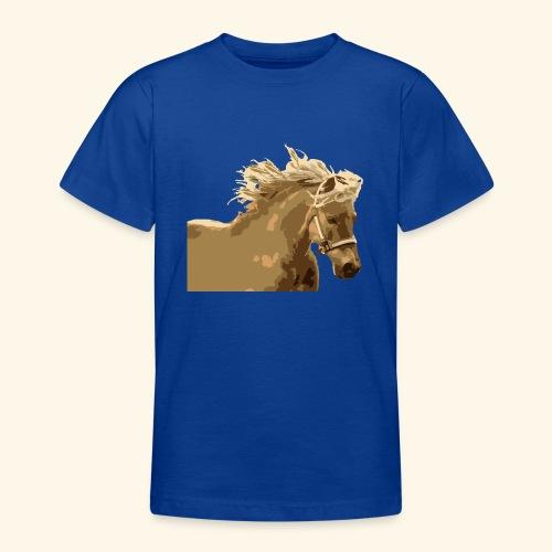 shetland - Teenager T-Shirt