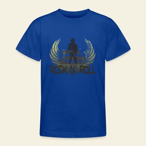 rock n roll camaro - Teenager-T-shirt