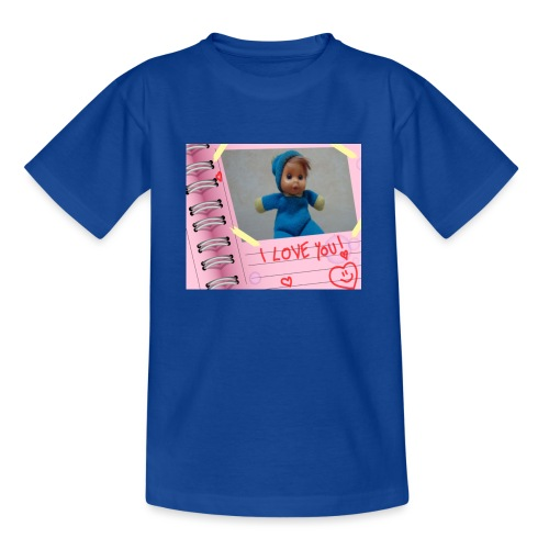 FIAMMIFERINO_LOVE-png - Maglietta per ragazzi