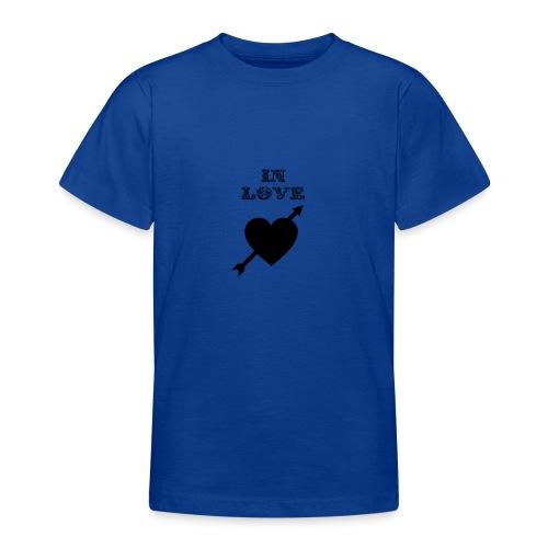 I'm In Love - Maglietta per ragazzi