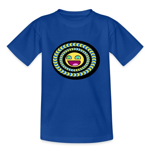 smiley psychédélique 01 - T-shirt Ado