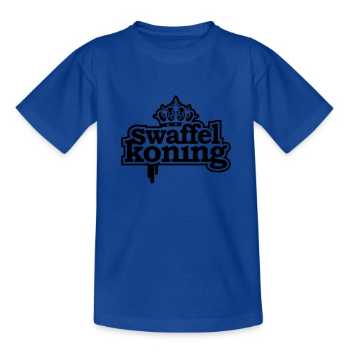SwaffelKoning - Teenager T-shirt
