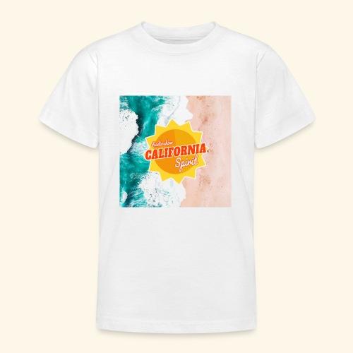 California Spirit Surfin - T-shirt Ado