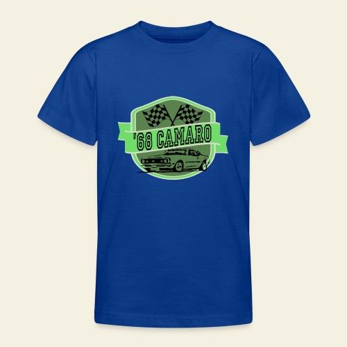 camaro logo - Teenager-T-shirt
