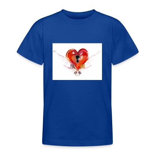 stvalentinmotif2 - T-shirt Ado