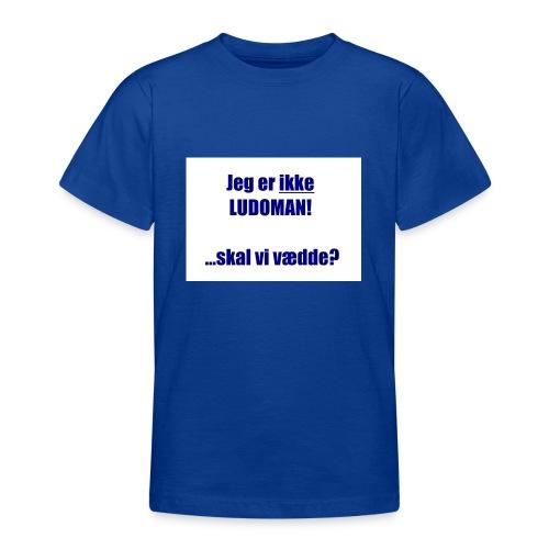 Ludoman_DK-jpg - Teenage T-Shirt