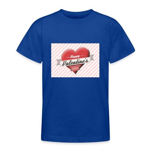 happy valentines day - Teenage T-Shirt