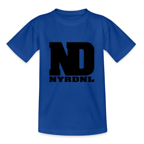 NYRDNL Basic - Teenager T-shirt