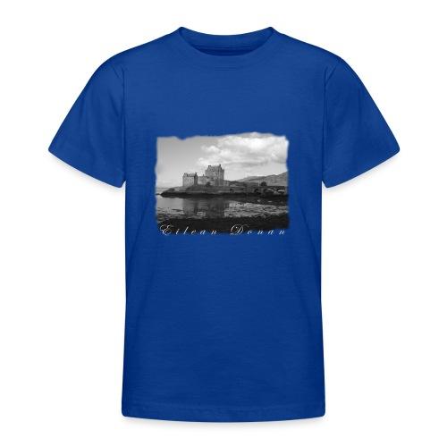EILEAN DONAN CASTLE #1 - Teenager T-Shirt