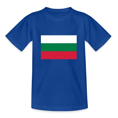 Bulgaria - Teenager T-shirt