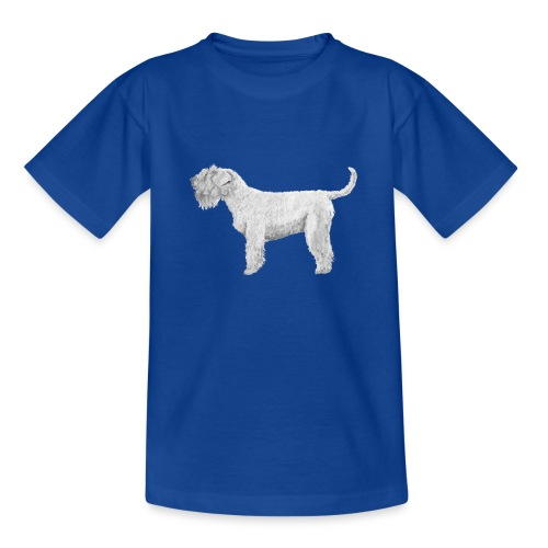 Soft Coated Wheaten Terrier - Teenager-T-shirt