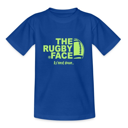the face of rugby - T-shirt Ado