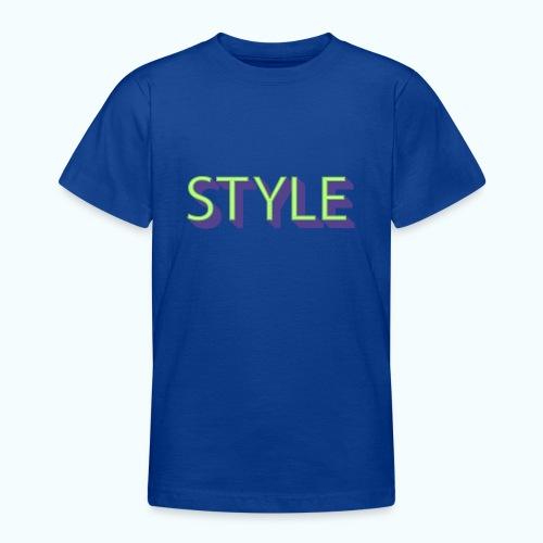 Style - Teenage T-Shirt