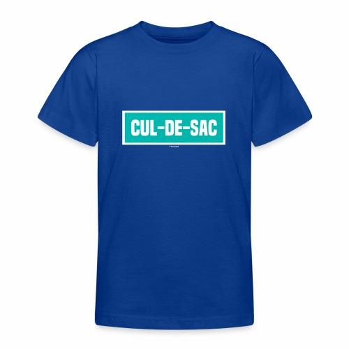 Cul-de-sac - Teenager T-shirt