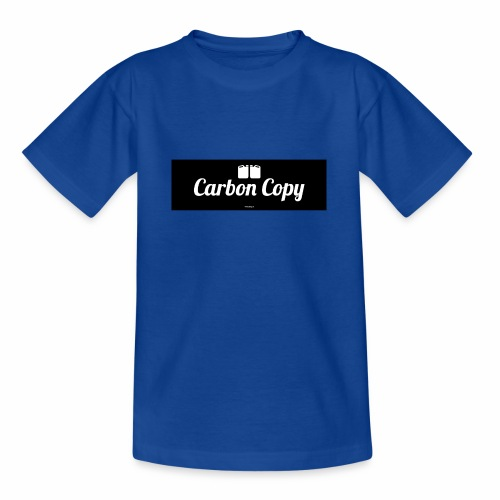 Carbon Copy - Teenager T-shirt