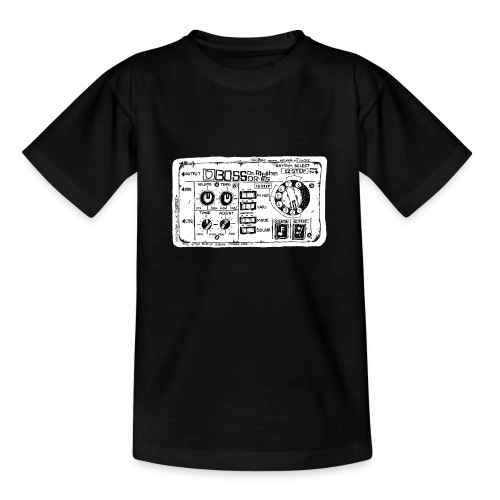 Drum Machine's R Ace! - Teenage T-Shirt