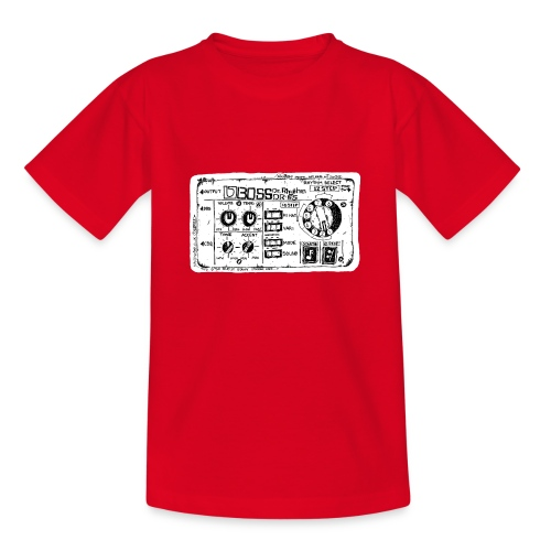 Drum Machine's R Ace! - Teenage T-Shirt